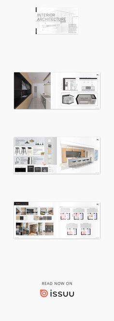 Design Portfolio Layout Visual 34 Ideas For 2019 Portfolio Design Layouts, Layout Design, Interior Design Layout, Interior Design Portfolios, Graphisches Design, Graphic Portfolio, Interior Concept, Book Design, La Shed Architecture