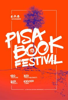 The PISA BOOK FESTIVAL is an exhibition-marketplace for independent Publishers, one of the last remaining venues in Italy where the ones who freed themselves from the oppression of Big-Marketed Consumption can find a voice and be themselves. Thanks...