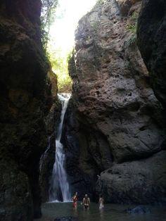 pembok waterfall pai