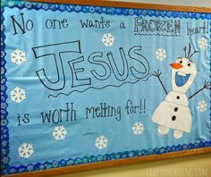 Frozen Olaf Bulletin Board Ideas for the Classroom - Crafty Morning