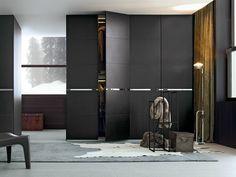 Armario embutido lacado BANGKOK Coleção Senzafine by POLIFORM | design Opera Design