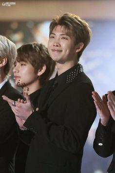 RM@27th Seoul Music Awards 2018/01/25