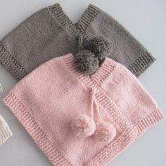 kids poncho hand knitted merino NZ made Weebits Beanie Knitting Patterns Free, Poncho Knitting Patterns, Crochet Poncho, Knit Patterns, Toddler Poncho, Kids Poncho, Crochet Girls, Knitting For Kids, Snug