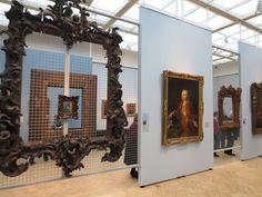 State Tretyakov Gallery.Moscow Frame exh 2 sm