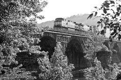 Stone bridge near Fort Hunter Park, Harrisburg, PA.