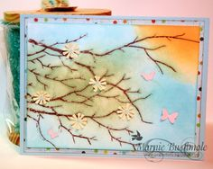 Memory Box Bare Debossed Branches 10.8.14)