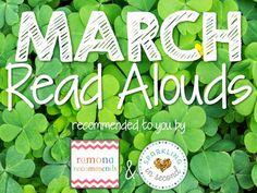 March Read Aloud Books