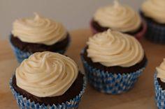 RECEPT: Tony Chocolonely zeezout caramel CUPCAKES