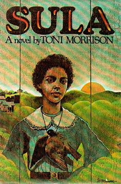 "Toni Morrison: Sula. ""The loss pressed down on her chest and came up into her throat. it was a fine cry -- loud and long -- but it had no bottom and no top, just circles and circles of sorrow."""