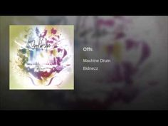 Machine Drum - Offs from Bidnezz [Merck, 2004]. IDM. Clip-Hop.