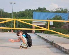 Skate Like A Boss.