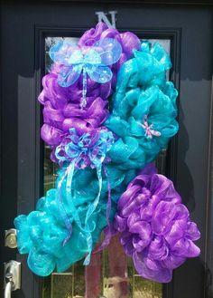 Suicide Awareness Memorial Wreath