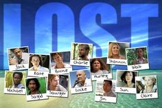 Characters from ABC's LOST
