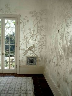 Chinoiserie to decorate around