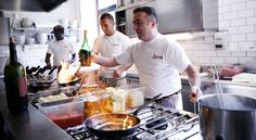 L'Osteria Kitchen team | L'Osteria Gasteig Munich | Pizza E Pasta