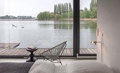 Великолепный дом на воде в Берлине