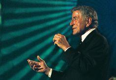 Tony Bennett | 55th Annual Monterey Jazz Festival - LIVE on KUSP fm -  Sat. Night Sept. 22, 10:50 p.m.