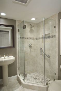 Incredible Modern Bathroom Shower Ideas For Small Bathroom 1