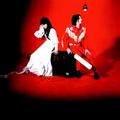 The White Stripes • Elephant  One of my favorite albums of all time.