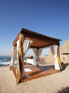 Beach massages, yes.. please..... yes yes yes yes please! <3 thank you!