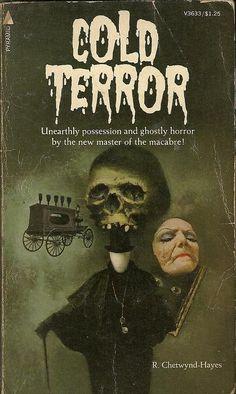 """""""Cold Terror."""" #pulp"""