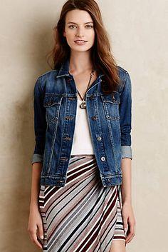 Paige Rowan Denim Jacket