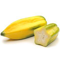 Frutas de A a Z - Babaco