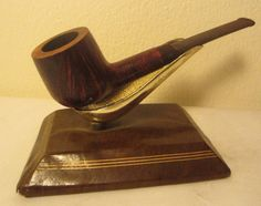 Ciro By Angelo Chirico Straight Pot Style Briar Estate Tobacco Smoking Pipe