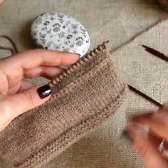 "1,736 Beğenme, 13 Yorum - Instagram'da Hobi paylaşım (@hobimbu): ""  @rina_manasterianu  .. .. .. .. .. #knitting #knitwear #knit #howiknit…"""