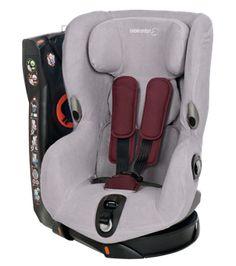 Forra de verão Axiss - Concebida para se adaptar à forra original da cadeira-auto. Esta forra de Verão lavável é a solução perfeita para os dias quentes, mantendo o bebé seco e confortável.