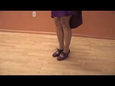 Dancing the Flamenco : Flamenco Dancing: Adding Heel Steps - YouTube