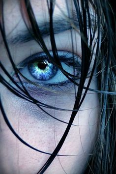 creatief portret, oog, eye