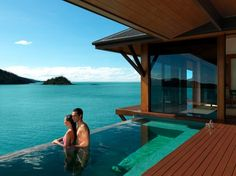 Great barrier reef, australia - Amazing Private Pools at the Best Hotels in the World : Condé Nast Traveler