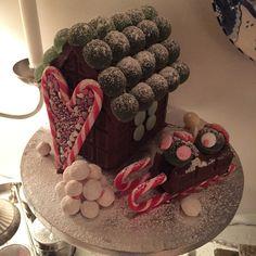 #suklaatalo #chocolate house #christmas #fazer