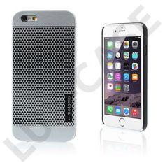 Motomo (Polka Prikker – Hvid) iPhone 6 Cover