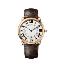 Ronde Louis Cartier watch, 42 mm
