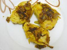 vindaye de poisson- Recette mauricienne