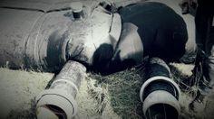 slamdam #innovatief mede vanwege haar flexibilteit een ideale eigenschap voor een tijdelijke waterkering