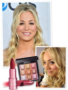 "@mark. girl Celebrity Makeup Artist Jamie Greenberg's red carpet ""Get The Look"" featured on Instyle"