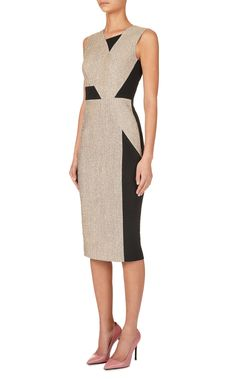 Buy Roland Mouret Women's Blue Chesson Dress, starting at £725. Similar products also available. SALE now on!