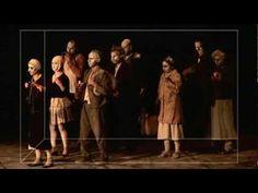 May B - Maguy Marin. Espectáculo de dança-teatro baseado na obra de Beckett.