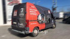 Σήμανση οχημάτων / Κόθρος – Febi (www.kothros.com) Η εταιρεία ΝΙΚΗΤΑΣ ΚΟΘΡΟΣ Α.Ε.Ε. επέλεξε την εταιρεία μας για την ολική κάλυψη του οχήματος τους με αυτοκόλλητα και ψηφιακή εκτύπωση. Η εταιρεία ΝΙΚΗΤΑΣ ΚΟΘΡΟΣ Α.Ε.Ε. ιδρύθηκε το 1974 από τον Νικήτα Ι. Κόθρο, έχοντας ως κύριο
