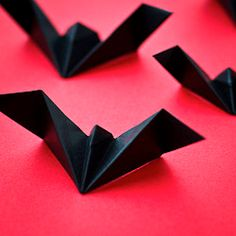 Perfect origami model for this Halloween!
