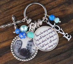 Check out this item in my Etsy shop https://www.etsy.com/listing/208448990/personalized-grief-jewelry-grieving-key