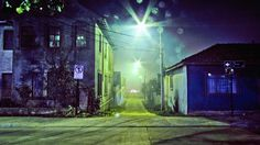 A Night in the Alley.