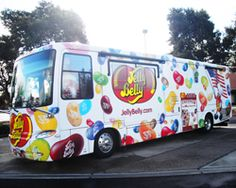 The Jelly Belly Mobile RV