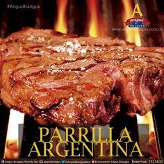 Hoy en Angus Brangus almuerza un delicioso corte de res asado a la brasa, ¡te esperamos!.   #restaurantes #Medellín #Poblado #QueHacerenMedellín #planperfecto #somosmedellín #AngusBrangus #Felizsábado #músicaenvivo