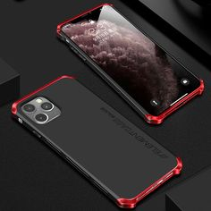 Luxury Shockproof Armor Element Metal Case For Iphone 11 Pro Max Cases Hard Aluminium Plastic Case For Iphone 11/ Pro/ Max Cover-In Fitted Cases Iphone Background Vintage, Iphone 11, Iphone Cases, Free Iphone Giveaway, New Samsung Galaxy, Cute Phone Cases, Apple Watch Bands, Plastic Case, Smartphone