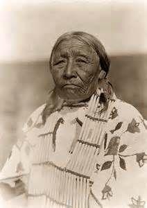 Peta Nocona, comanche chief, father to Quanah Parker by Cynthia - (Yahoo!