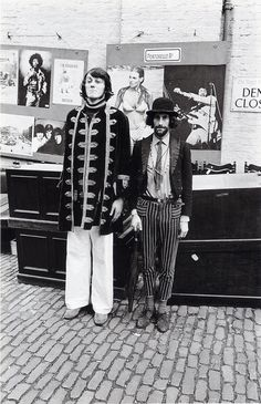 Portobello Road 1967 by Frank Habicht.